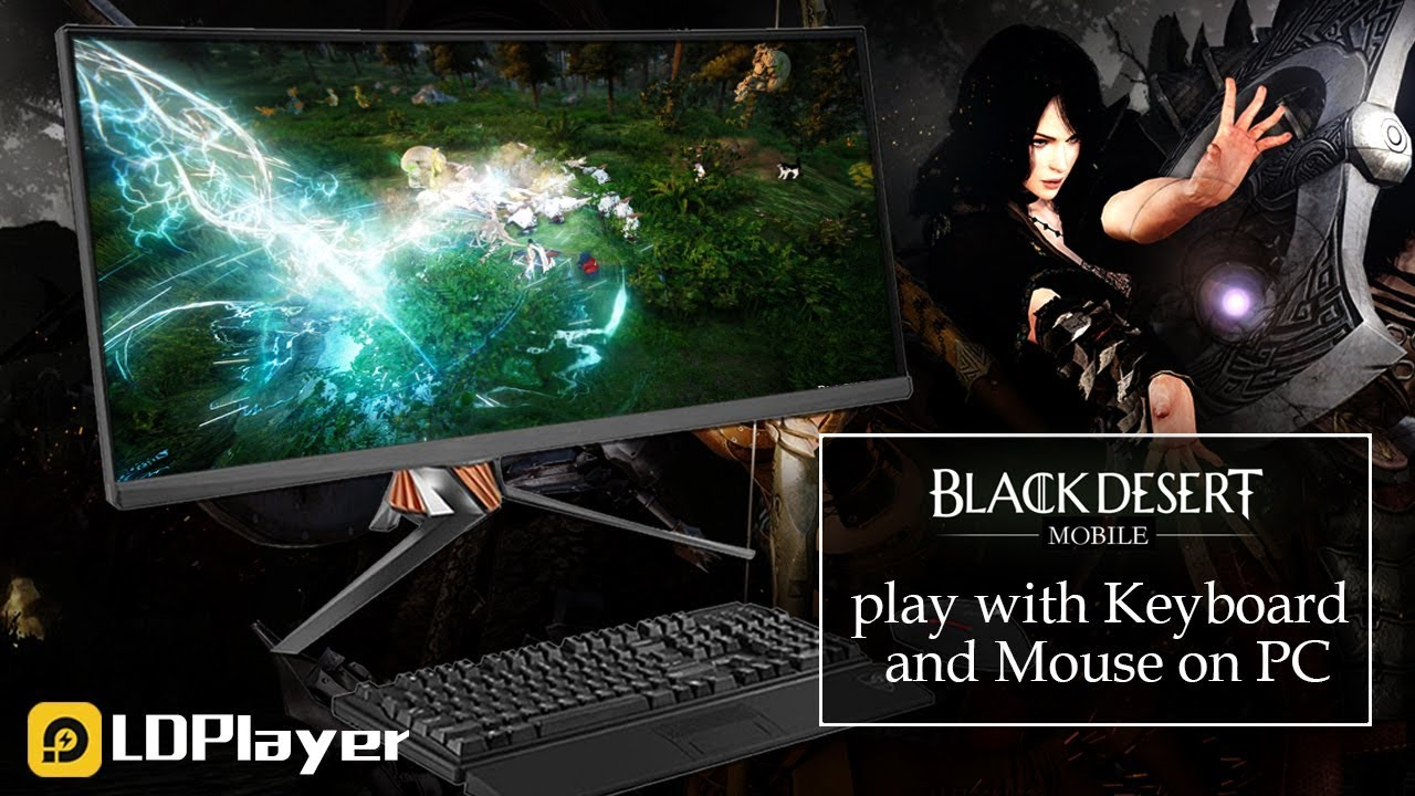A Guide to Play Black Desert Mobile on PC - LDPlayer