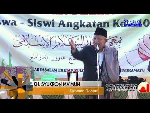 KH. SYUKRON MA'MUN : PESANTREN DARUSSALAM DIGUSUR UNTUK DIJADIKAN STOCKPILE BATU BARA, DAMPAK PLTU?!