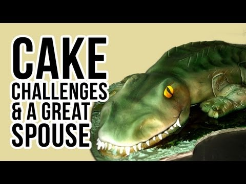 Value of Cake Competitions & a Great Spouse - Interview with Bronwen Weber | Cake Business Tips