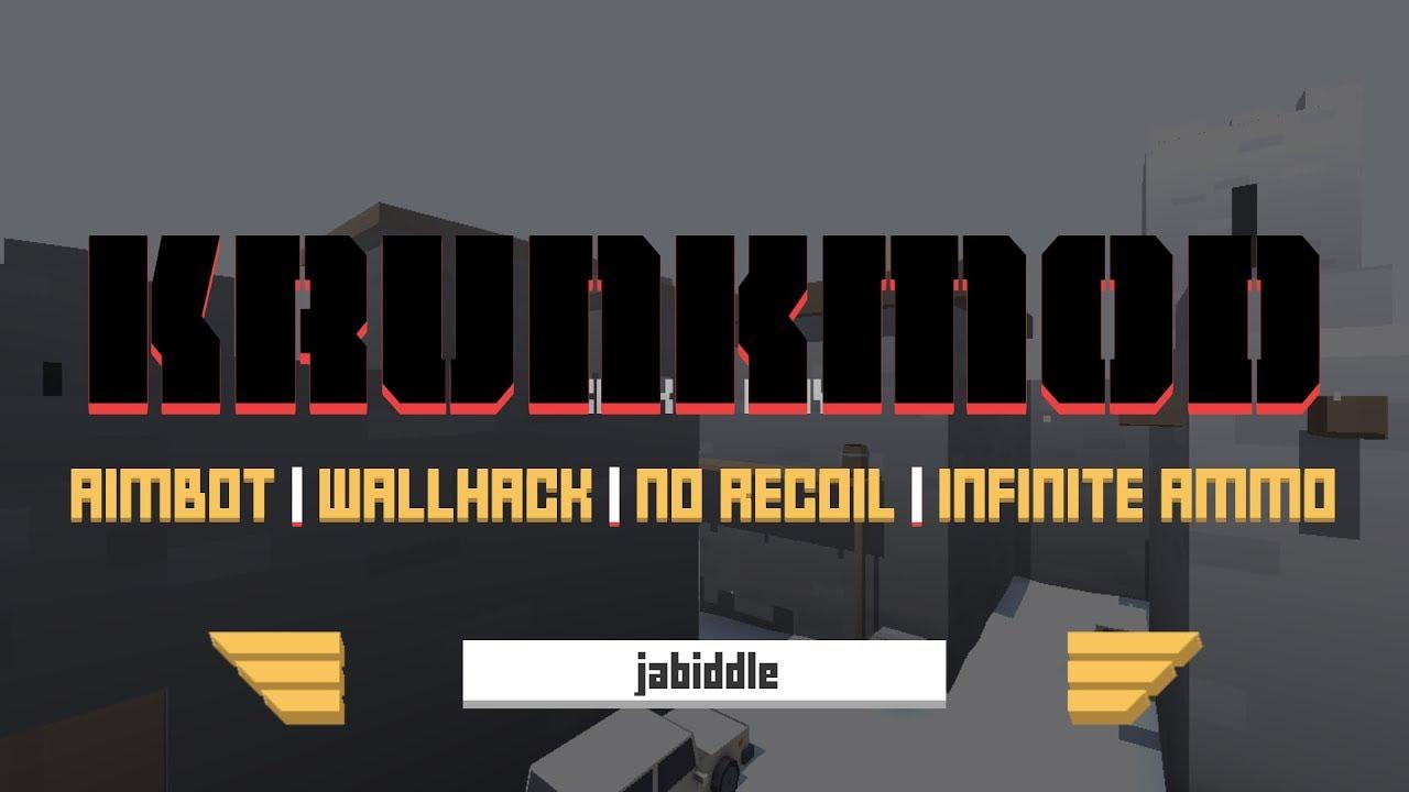 KrunkMod - Krunker io Hack - DOWNLOAD (2018)