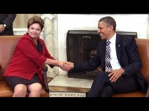 President Obamas Bilateral Meeting with President Rousseff of Brazil