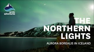 The Northern Lights - Aurora Borealis in Iceland 2016