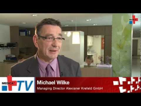 MEDICA.de: Multimedia in hospitals - IT-revolution at the patient's bedside