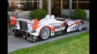 Porsche RS Spyder 2007 Videos