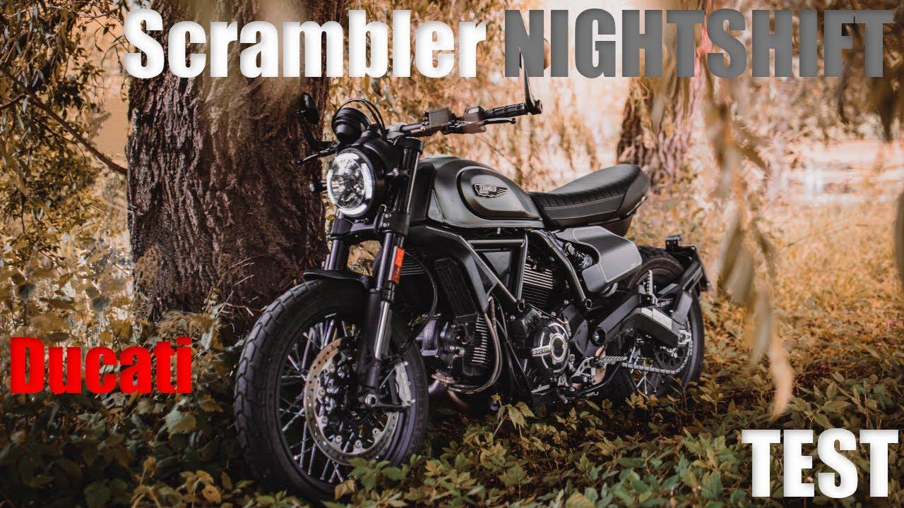 Ducati Scrambler Nightshift TEST | Nur ein Lifestyle Objekt oder mehr?