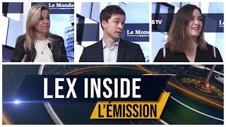LEX INSIDE - Emission du jeudi 4 février 2021