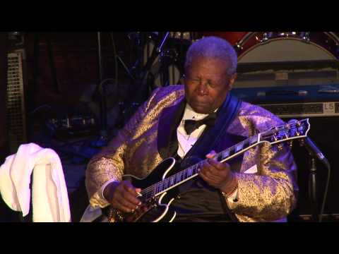 """BB King """"The Thrill Is Gone"""" Live"""