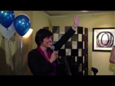 Marijuana Legalized in Washington State: Alison Holcomb
