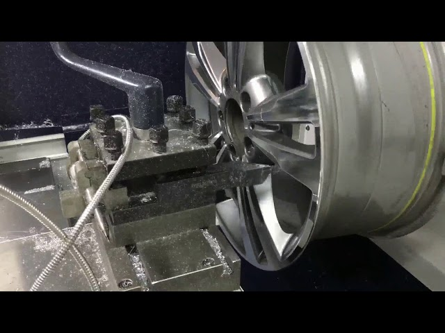 GAMMAGT CNC DIAMOND CUTTING - How to make magic with rims?