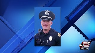 Fallen SAPD officer gives the gift of life to 4 strangers