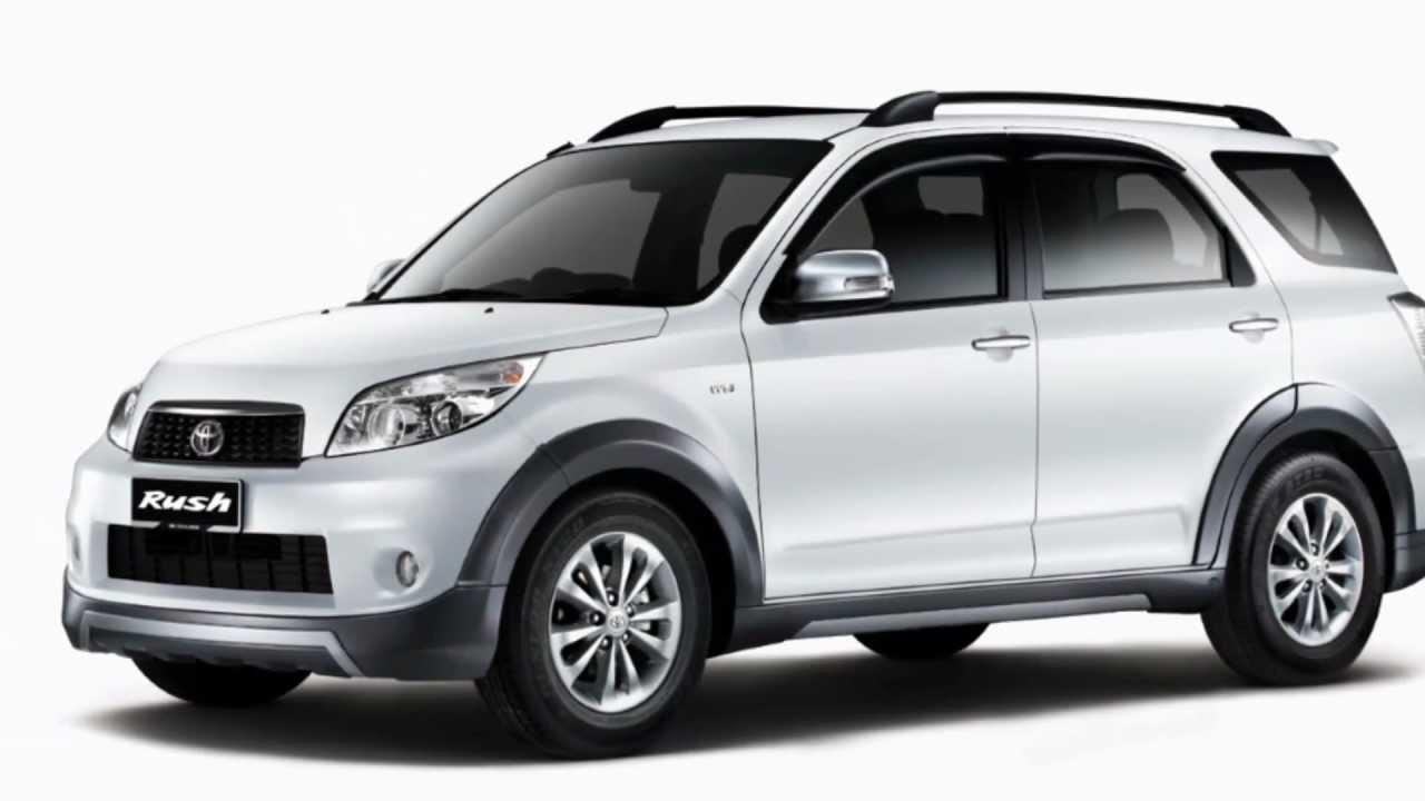 Toyota Rush Youtube