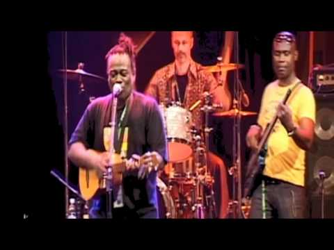 THE WALLY WARNING BAND - LIVE AT THE LAKESIDE FESTIVAL (Switzerland)