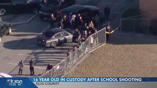 School shooting in North Texas injures one student