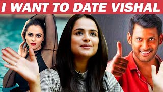 I want to Date Vishal Because… – Prachi Tehlan