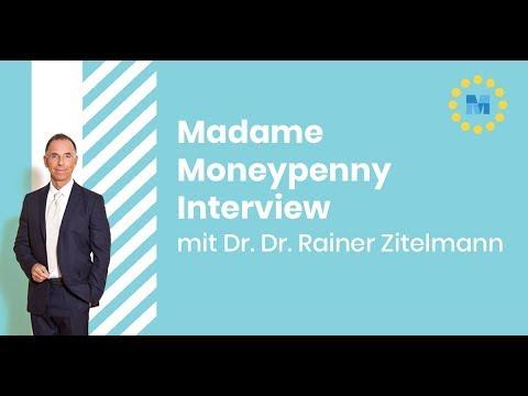 Madame Moneypenny YouTube Hörbuch Trailer auf Deutsch