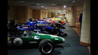 Musée Auto de Monaco, Collection du Prince