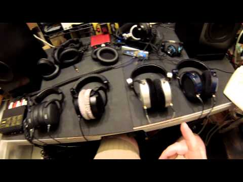 Z Review - Headphone Types