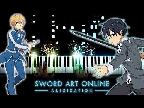[Sword Art Online: Alicization OP 2]