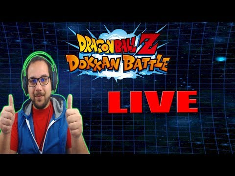 LIVE - Dragon Ball Z Dokkan Battle ITA