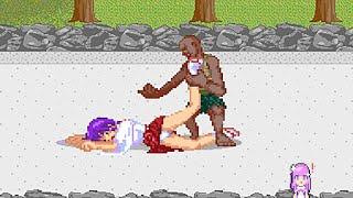巫女カンナ脳筋退魔記new over_2.04【ACT-Dlsite_RJ200725】#gameplay