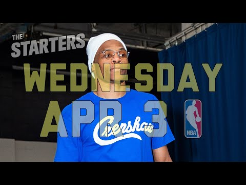 NBA Daily Show: Apr. 3 - The Starters thumbnail