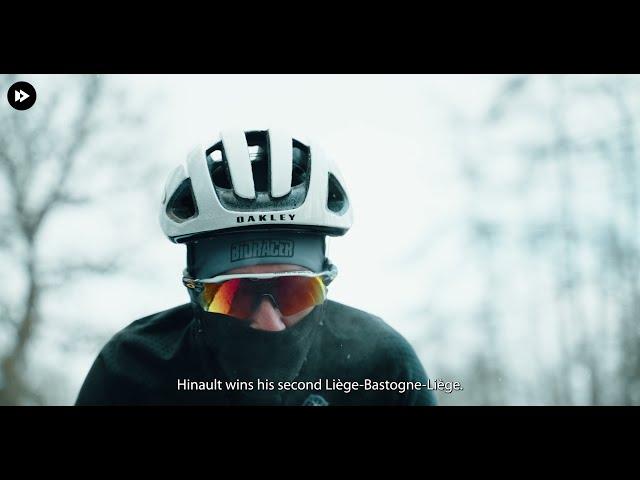 EPIC RIDE: Bernard Hinault & Neige-Bastogne-Neige