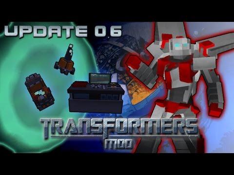 FiskFille's Transformers Mod - Обзор изменений в версии 0.6