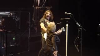 """""""This House Is Not for Sale"""" Bon Jovi@Wells Fargo Center Philadelphia 3/31/17"""