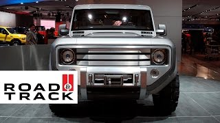 The Ford Bronco Will Be Back in 2020 | Road & Track
