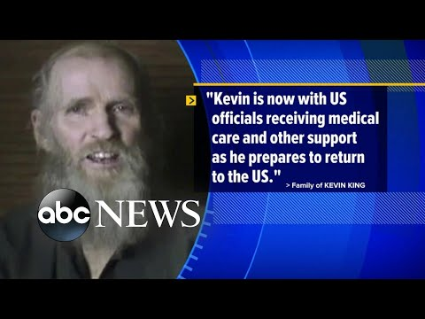 American Hostage Released In Afghanistan After 3 Years In Captivity L ABC News