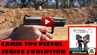 Canik TP9 Series Pistol Evolution - TP9SA, TP9SF, TP9SF Elite, and NEW TP9SFT