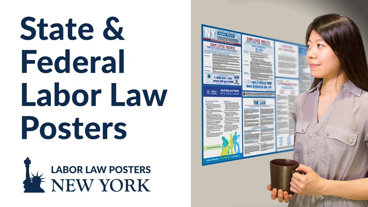 new york labor law posters compliance