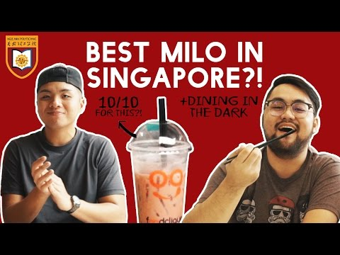 SEARCH FOR THE BEST POLY FOOD: NGEE ANN POLYTECHNIC | TSL Vlogs