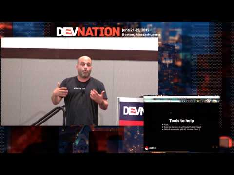 DevNation 2015 - Steven Pousty, Grant Shipley - Microservices & you: Practical introduction