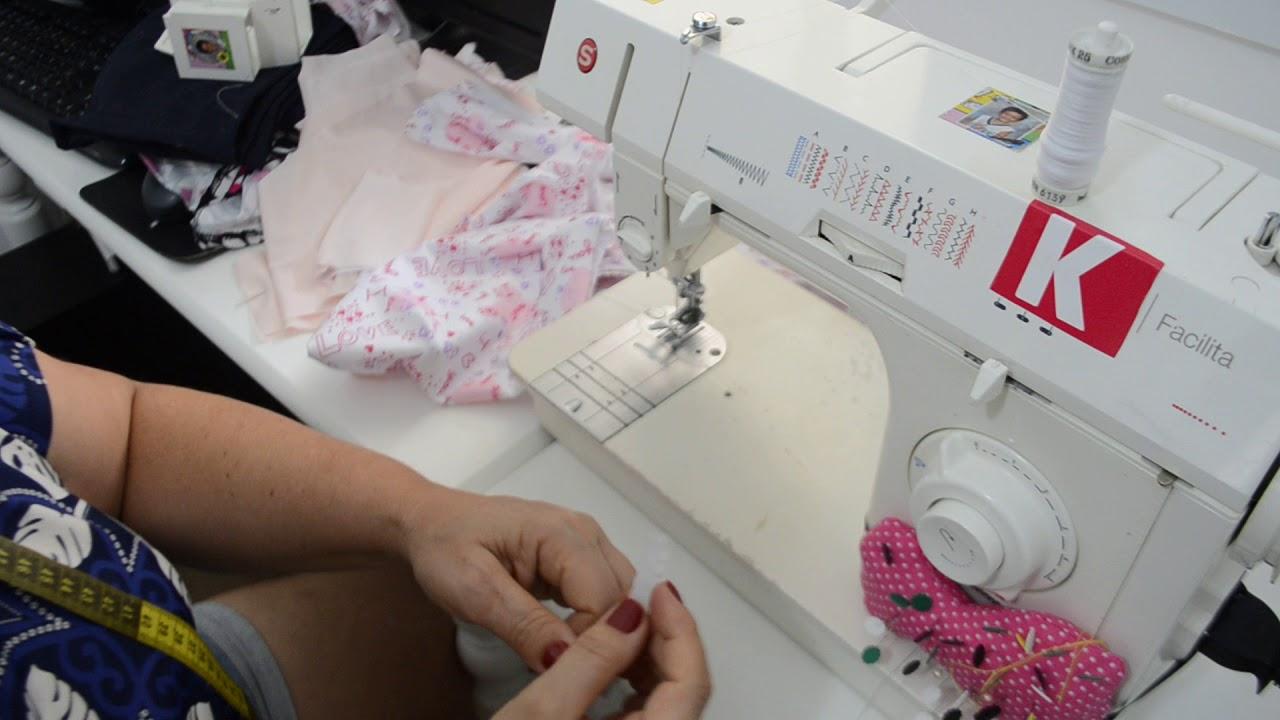 a3bf7ad13 Diy Costurando uma calcinha na máquina doméstica - aula 80 - YouTube
