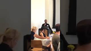 UCLA First Generation Celebration 2018 - Keynote- Christian D. Green