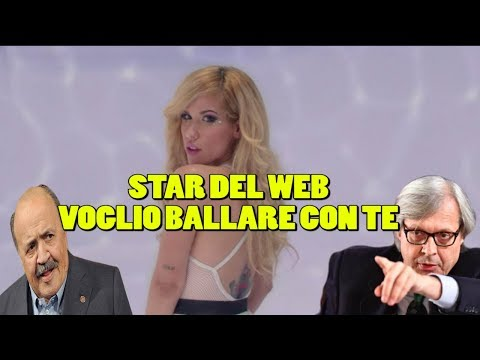 Baby K - Voglio ballare con te ft. Andrès Dvicio & STAR DEL WEB (HIGHLANDER DJ PARODY)