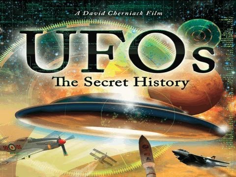 UFOs THE SECRET HISTORY: The ET Hypothesis - HD FILM
