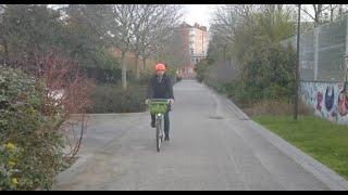 Faire du vélo sans se faire bobo, à Vitry il y a du boulot.