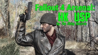 fallout 4 arsenal hk usp match and tactical by the shiny haxorus pc