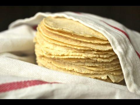 Как приготовить кукурузные лепешки Тортиёт/Tortillas From MASECA Instant Corn Masa
