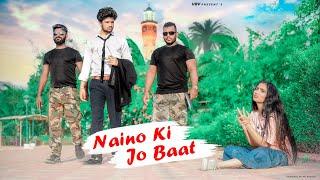 Naino Ki Jo Baat Naina Jaane Hai | Sad Love Story | Hindi Song | By Unknown Boy Varun