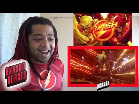The Flash Season 2 Episode 11 - REACTION