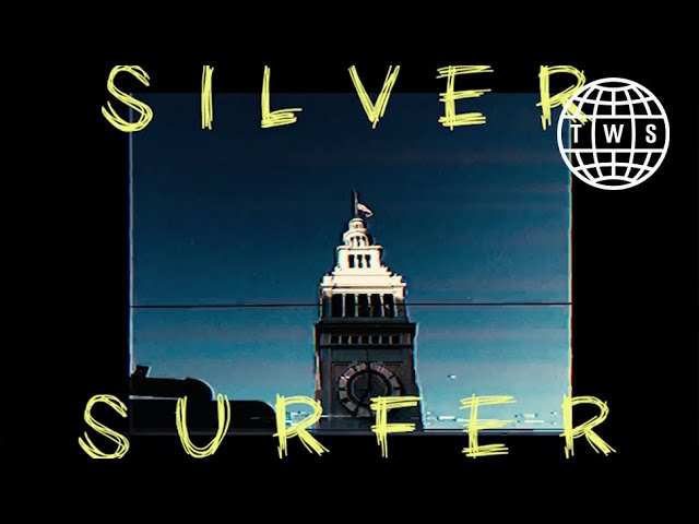 Trois CCD - Silver Surfer