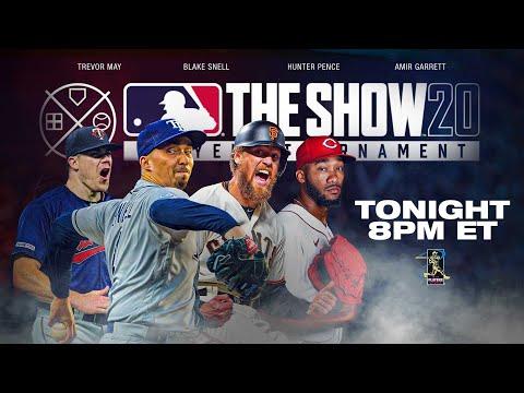 MLB The Show 20 Players Tournament Livestream