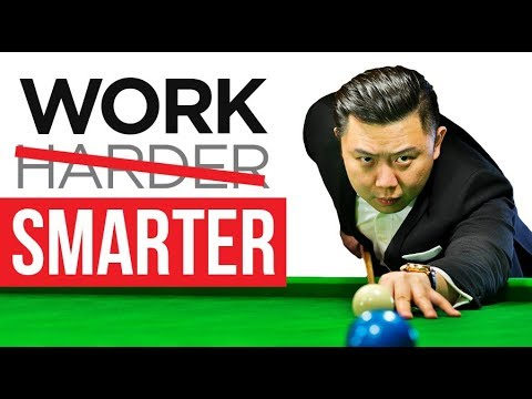 Work Smarter Not Harder | Dan Lok Menfluential Presentation