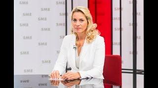 Gambar cover Podpredsedníčka SaS Kiššová: Na kandidátke bez ostatných nebudem