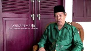 BEKSI Traditional H. Hasbullah - The Master Silat First Media (Official Sport Video)