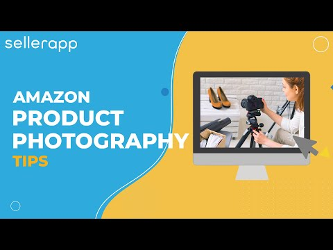 Amazon Product Photography - Useful Tips & Tricks That You Should Know