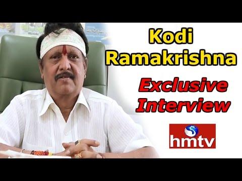 Director Kodi Ramakrishna Exclusive Interview | Life Journey | Coffees And Movies | HMTV
